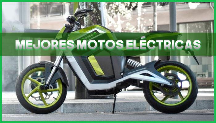 Mejores motos eléctricas